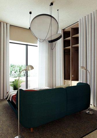 20万以上一室一厅现代简约风格卧室装修图片大全
