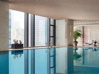 iSpa JW万豪酒店健身游泳中心