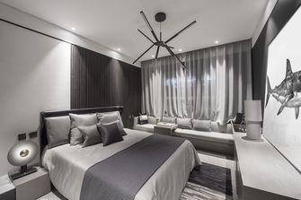 15-20万140平米一居室现代简约风格卧室效果图