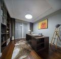 富裕型140平米美式风格书房设计图