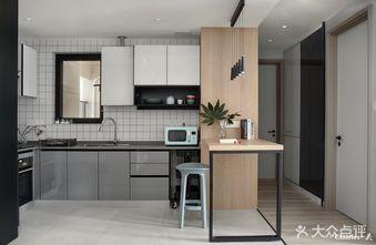 经济型70平米北欧风格厨房欣赏图