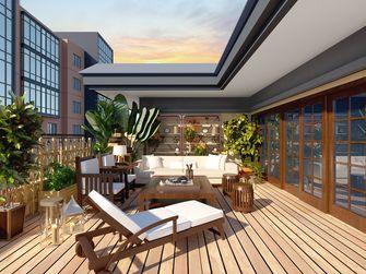 20万以上140平米复式美式风格阳台设计图