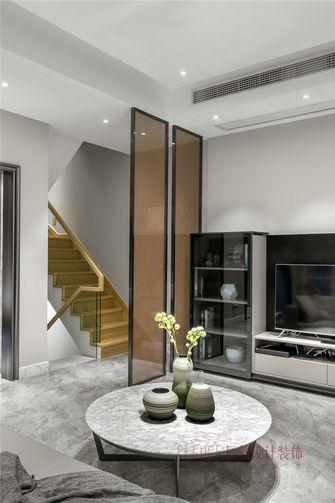 10-15万120平米复式轻奢风格楼梯间图