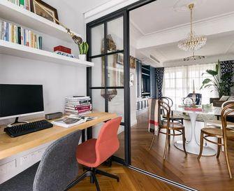 经济型130平米三欧式风格书房装修图片大全