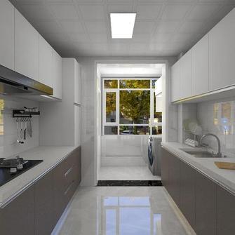5-10万北欧风格厨房图