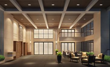豪华型140平米复式欧式风格客厅装修效果图