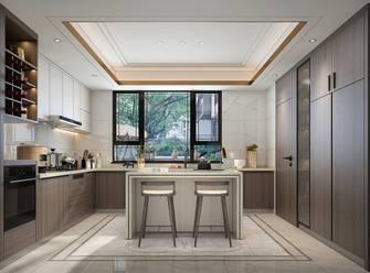 140平米别墅中式风格厨房装修效果图