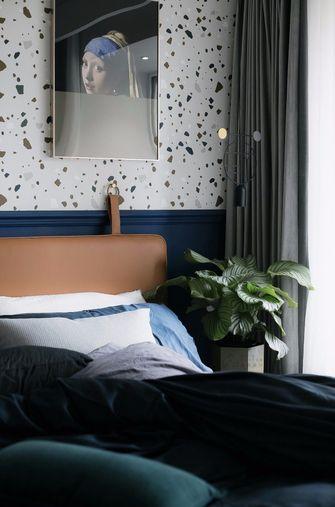 富裕型140平米四室一厅混搭风格卧室图