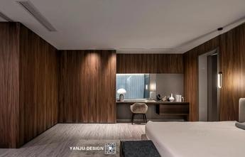 20万以上140平米公装风格卧室装修案例