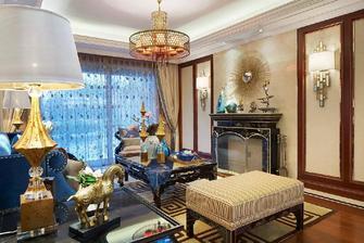 三新古典风格客厅装修图片大全