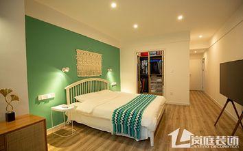 20万以上140平米三室两厅北欧风格卧室图