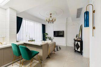 富裕型100平米三室两厅法式风格餐厅装修图片大全