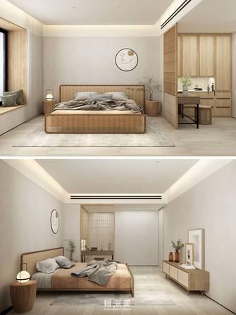 豪华型140平米四现代简约风格卧室图片大全