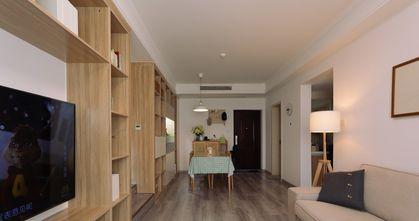 5-10万70平米三室一厅中式风格客厅图片大全