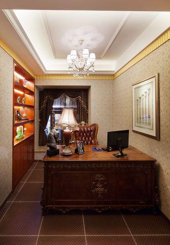20万以上140平米四新古典风格书房装修图片大全