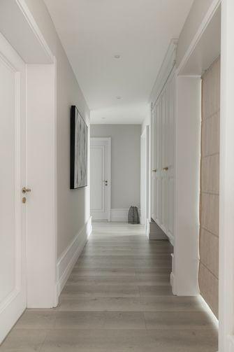 富裕型120平米四室两厅美式风格走廊装修图片大全