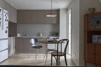 豪华型60平米公寓混搭风格厨房效果图