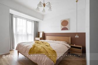 20万以上80平米三室两厅日式风格卧室装修效果图