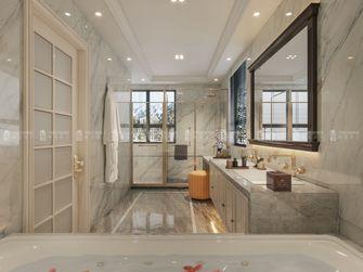 140平米复式新古典风格卫生间设计图