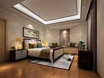 豪华型140平米别墅港式风格卧室设计图