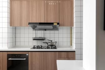 20万以上100平米北欧风格厨房图片大全