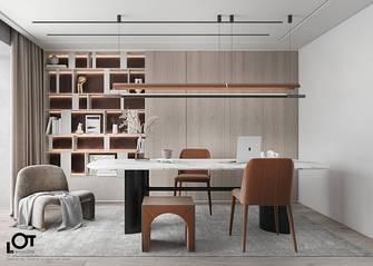 经济型130平米三法式风格书房效果图