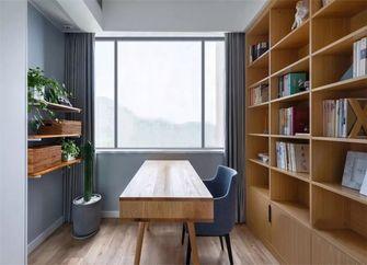 10-15万80平米北欧风格书房欣赏图