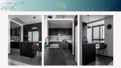 140平米复式混搭风格厨房效果图