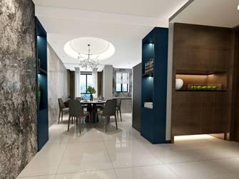 豪华型130平米港式风格餐厅装修效果图