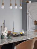 15-20万130平米一室一厅混搭风格餐厅图片