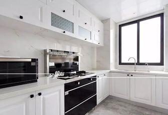 10-15万120平米三室三厅美式风格厨房装修效果图