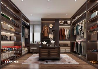 20万以上140平米别墅中式风格衣帽间装修效果图