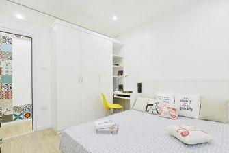 豪华型120平米北欧风格卧室效果图