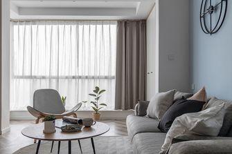 20万以上140平米四室一厅北欧风格客厅图