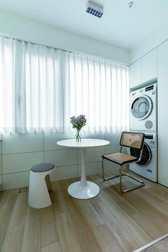 经济型一室两厅北欧风格阳台装修效果图