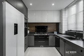 120平米三室两厅混搭风格厨房效果图
