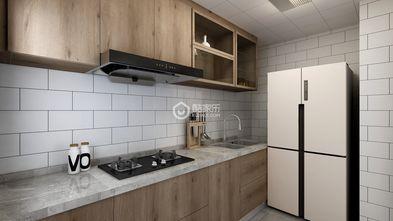 80平米法式风格厨房装修效果图