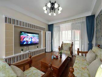 15-20万90平米地中海风格客厅欣赏图