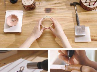 Muse手作·手工银饰珍珠DIY