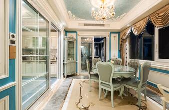 20万以上140平米四轻奢风格餐厅图片