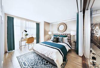 50平米小户型轻奢风格卧室欣赏图
