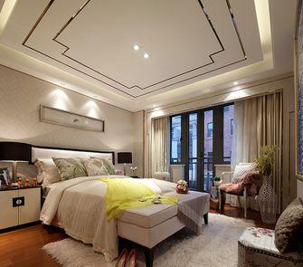20万以上140平米四室四厅现代简约风格卧室装修案例
