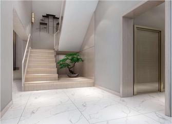 豪华型140平米混搭风格玄关装修案例