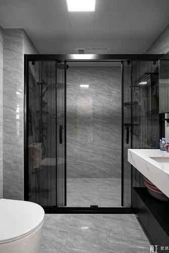 20万以上120平米四室两厅现代简约风格卫生间图片