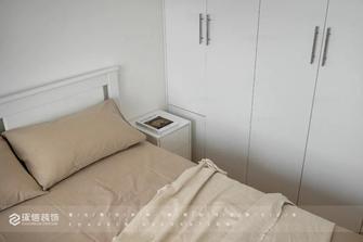 豪华型80平米三室两厅现代简约风格青少年房效果图