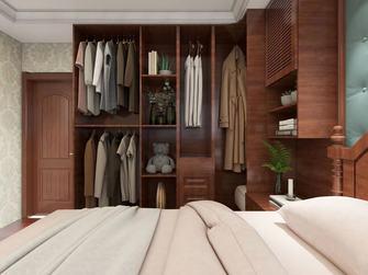 15-20万80平米美式风格卧室图