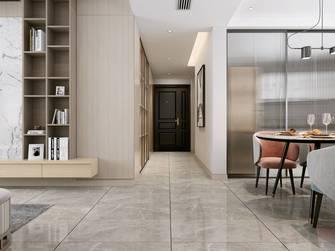 140平米三室四厅轻奢风格走廊图片大全