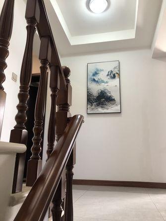豪华型100平米三室两厅中式风格楼梯间图片