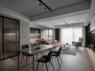 100平米三室两厅工业风风格餐厅装修效果图