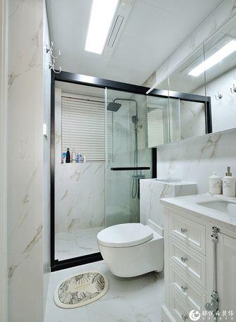 经济型30平米小户型美式风格卫生间设计图